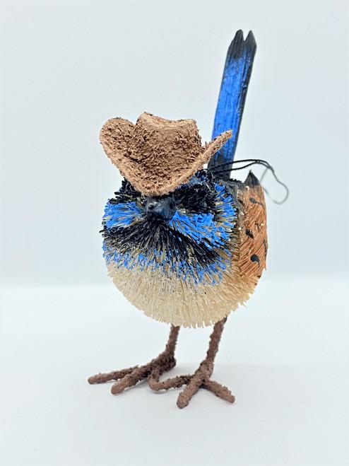 Akubra Blue Wren