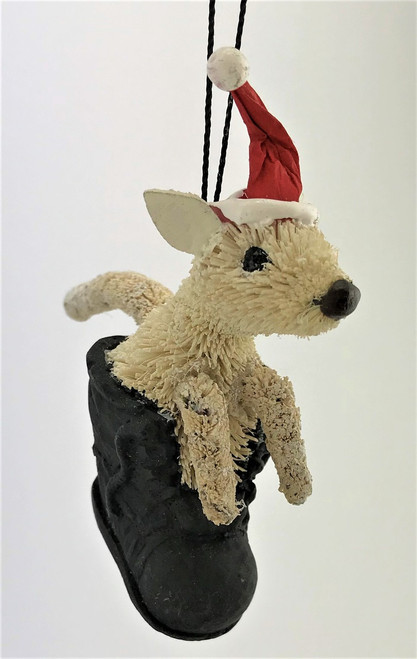 BB-Joey In Boot - Christmas Tree Ornaments - 7cm