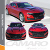 Chevy Camaro 2019 Camaro Hood Stripes WIDOW HOOD STRIPES 2019-2020