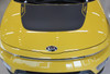 Hood of Yellow 2021-2020 Kia Soul Graphics SOULPATCH 20 Hood & Sides