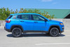2021 2020 2019 2018 2017 Jeep Compass Stripe ALTITUDE 3M Premium Install and Avery Dry Install