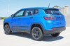 Jeep Compass Rocker Stripe Decals 3M COURSE ROCKER 2017-2020 2021 Premium and Supreme Install Vinyl