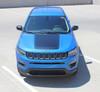 Jeep Compass Hood Decal BEARING HOOD 2017 2018 2019 2020 2021 Premium Auto Striping