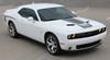 2017 Dodge Challenger Hood Graphic CUDA STROBE HOOD 2008-2021