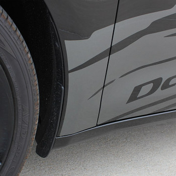 RIPPED DART | Dodge Dart Body Graphics 2013 2014 2015 2016
