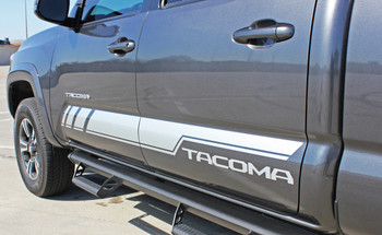 TRD 4x4 Toyota Tacoma Stripe Package CORE 2016-2019 2020