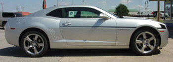 Side Door Stripe Decals for Chevy Camaro 3M SHIFT 2009-2013