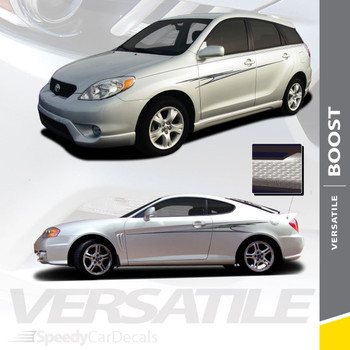 BOOST : Universal Style Automotive Vinyl Graphics
