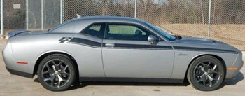 Dodge Challenger RT Side Stripes DUEL 11 2011-2012 2013 2014