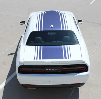 2015 Dodge Challenger Shaker Stripes SHAKER 2015-2021