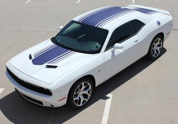 2016 Dodge Challenger Shaker Graphics SHAKER 2015-2021