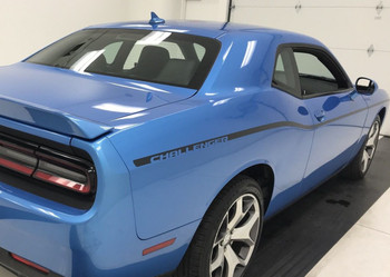 2018 Dodge Challenger Body Stripes SXT Side Kit 2011-2021
