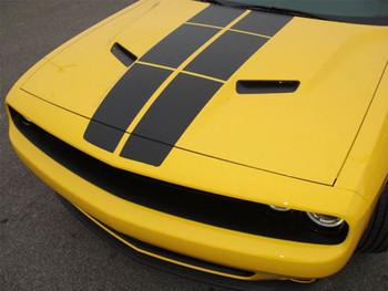 NEW Dodge Challenger Strobe Stripes PULSE RALLY 2008-2020