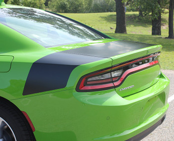 Side of Daytona Style Dodge Charger Rear Stripes TAIL BAND 2015-2020 2021
