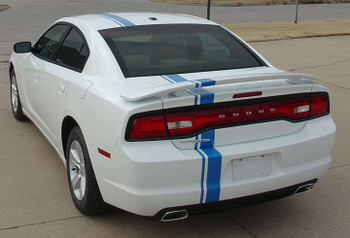 2013 Dodge Charger RT Decals Body Kits E RALLY 2011 2012 2013 2014