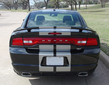 2014 Dodge Charger RT Racing Stripes Kit N CHARGE RALLY 2011-2014