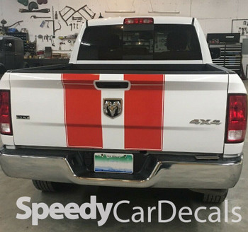 2019 Ram Rebel Rally Decals RAM RALLY 2019-2020 2021