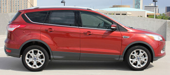 Ford Escape Upper Body Stripe Decals RUNAROUND 3M 2013-2017