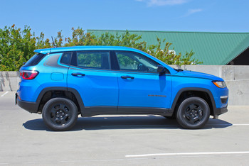 Side of 2019 Jeep Compass Decals ALTITUDE 2017 2018 2019 2020