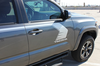2018 Toyota Tacoma Side Stripes STORM 2015 2016 2017 2018 2019