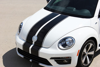 Racing Stripes for Volkswagen Beetle BEETLE RALLY 2012-2018