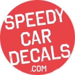 Speedy Car Decals