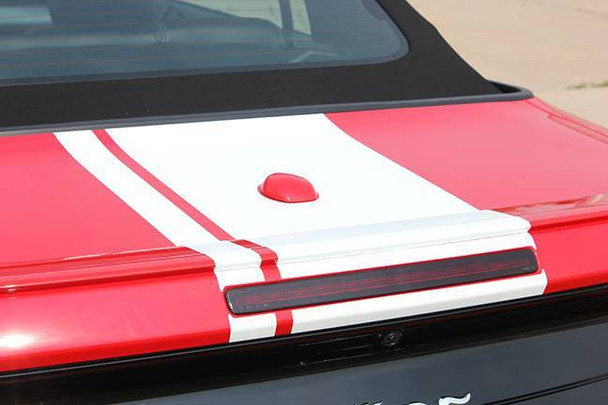 2018-2021 Ford Mustang Convertible Racing Stripe EURO XL RALLY