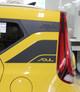 Side of Yellow 2020 Kia Soul Stripes SOULPATCH 20