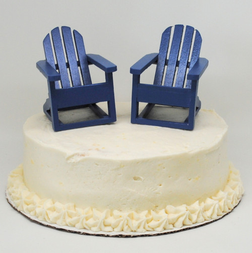 Pleasing Adirondack Chair Cake Topper Gamerscity Chair Design For Home Gamerscityorg