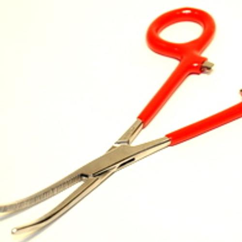 Red-Handled Hemostat