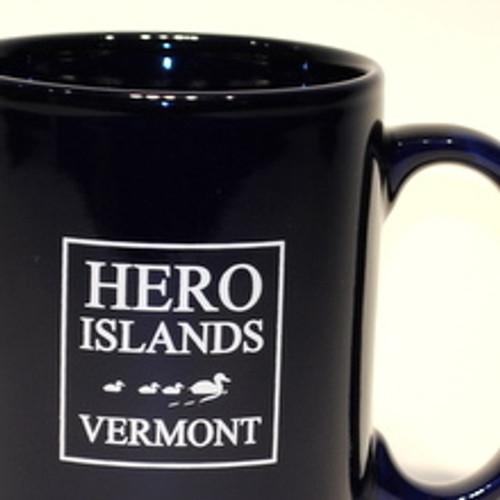 Hero Islands Vermont Coffee Mug