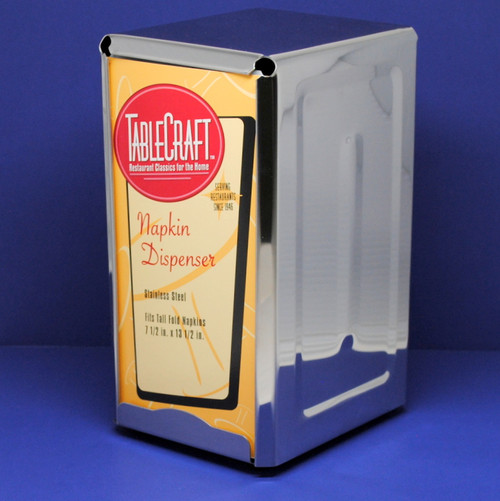 SS Diner Napkin Dispenser