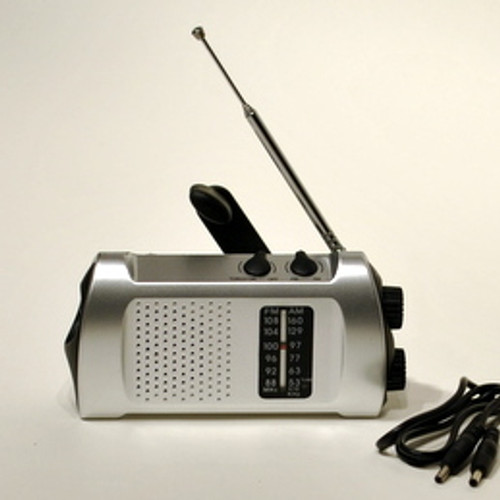 Crank Travel Radio