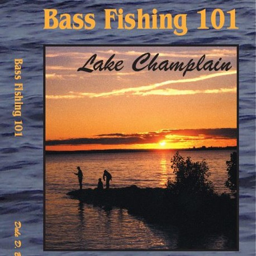 Bass Fishing 101 by Dale D Brown