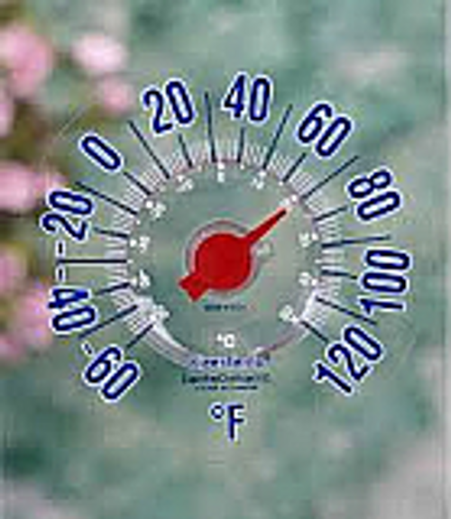 KleerTemp Window Cling Thermometer