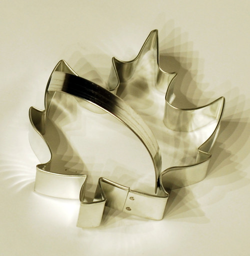 Maple Leaf Cookie Cutter Made in VT