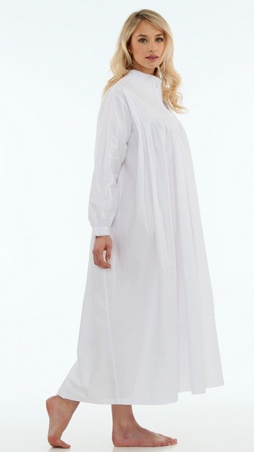 95226fbe2550 Full Length Cotton Nightgown