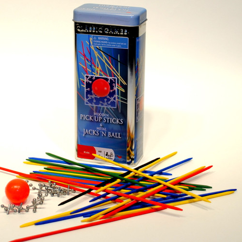 Pick-up Sticks & Jacks