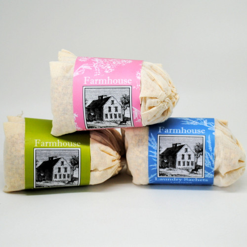 Sweet Grass Laundry Sachets