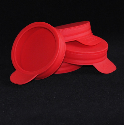 4PC Silicone Jar Covers