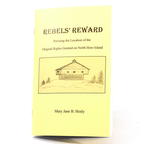 Rebel's Reward by Mary Jane B Healy