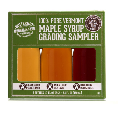 Small Maple Syrup Sampler