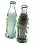 Coca Cola Salt and Pepper Shaker Set