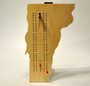 Vermont Cribbage Board