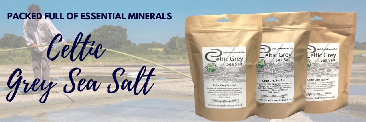Celtic Grey Sea Salt