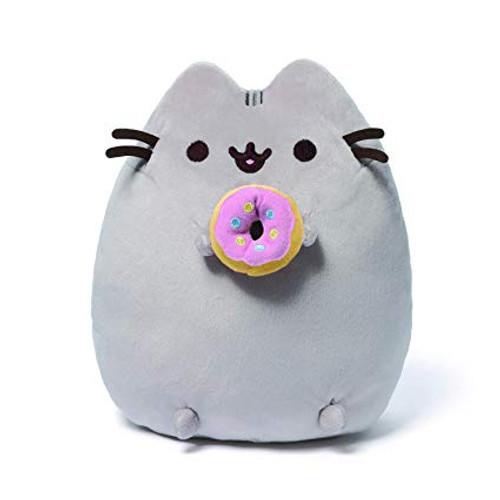 Pusheen Snackables Donut Cat Plush
