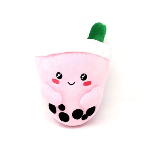 "Boba Plush 10"" Small - Berry"