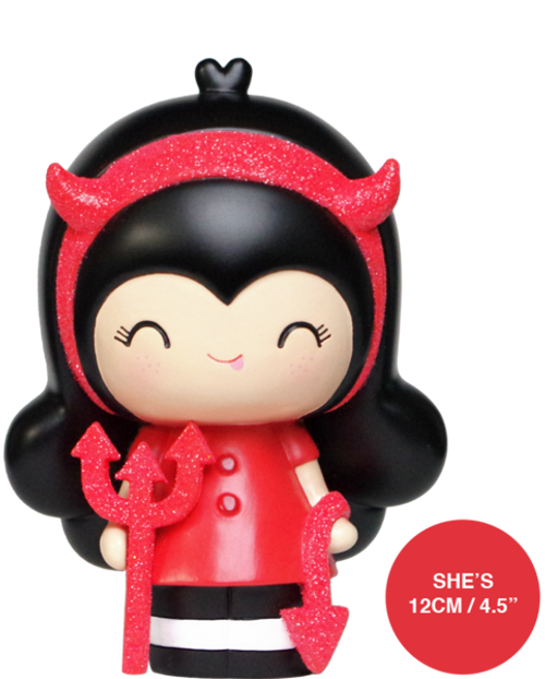 Momiji Scarlett Message Doll Collectible
