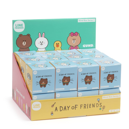 LINE Friends Blind Box Series #1 (Random)