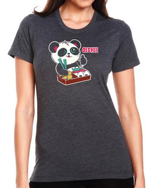 Pandi The Panda Oishii T-Shirt